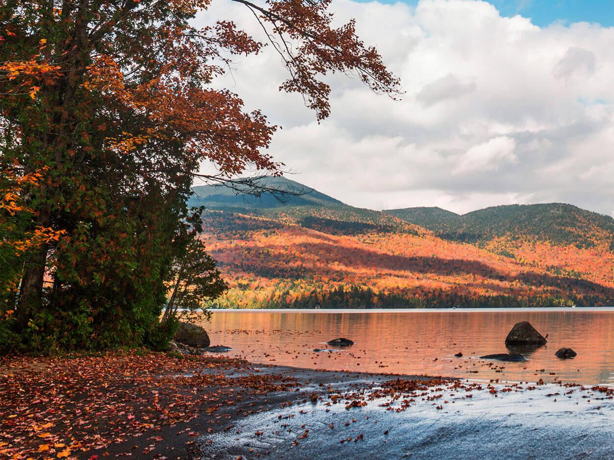 Lake Placid Lake Dam