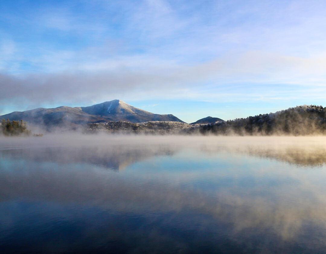 Lake Placid - Winter